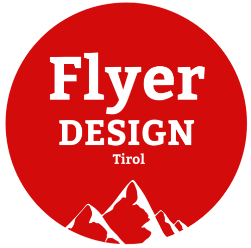 Flyer Design Tirol